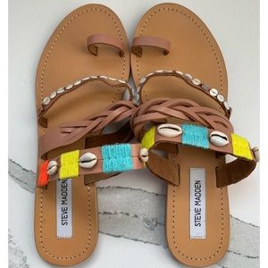 Steve Madden Milos Sandal 11 NWT